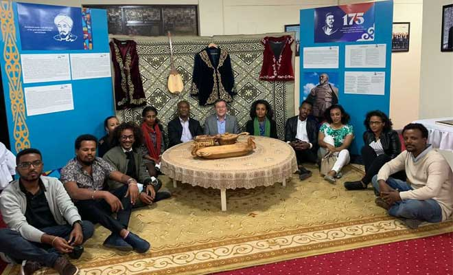 Cultural Diplomacy at the Embassy of the Republic of Kazakhstan