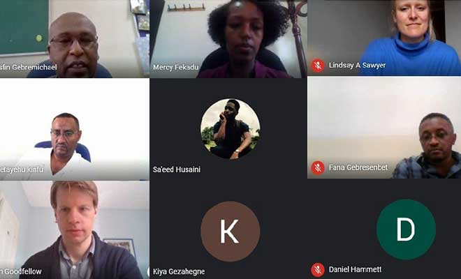 A virtual workshop on the Migration, Urbanization, and Conflict in Africa (MUCA) Research Project