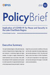 Implication of COVID-19 for Peace and Security in the Lake Chad Basin Region