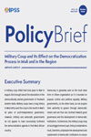 Military Coup and Its Effect on the Democratization Process in Mali and in the Region