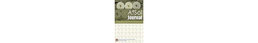 Afsol Journal Vol. 3 (I)