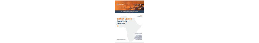 Sierra Leone Conflict Insight
