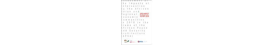 APSA Impact Report 2018